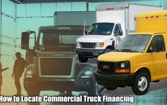 How to Locate Commercial Truck Financing