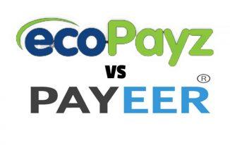 Payeer vs Ecopayz